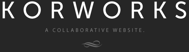 Korworks: A Collaborative Website